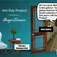 100 Day Project Art Show: Collection 4