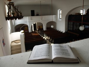 Let Us Preach [Pentecost]