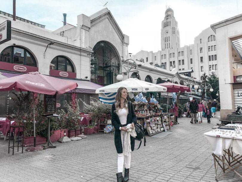 roteiro da Laura Kassab no Mercado del Puerto no Uruguai