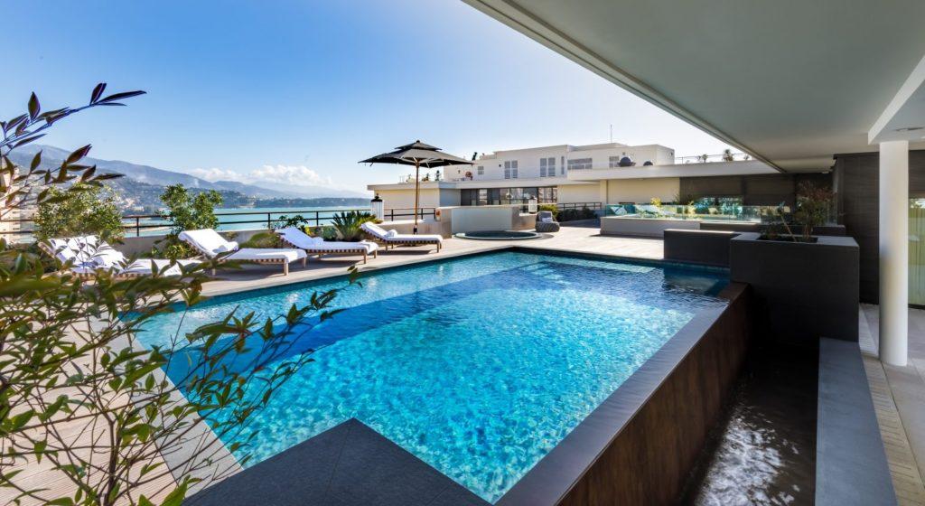 Hotel de Paris Monte Carlo em Monaco Diamond Suite Princesse Grace