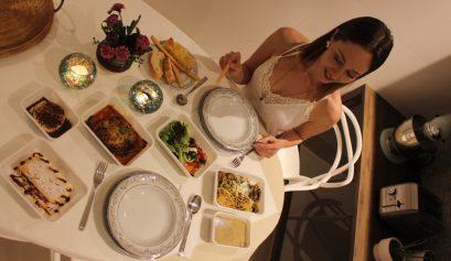 Laura Kassab e menu restaurante italiano Zucco, delivery São Paulo na quarentena.