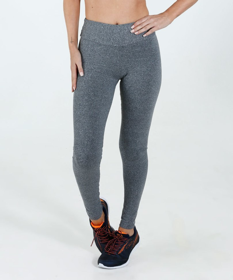 Legging fitness cinza