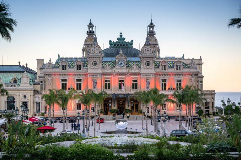 La Place du Casino em Monte-Carlo