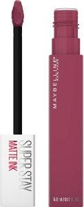 Batom Inverno Profundo Maybelline NY Matte Ink Pink Edition Savant Rosa