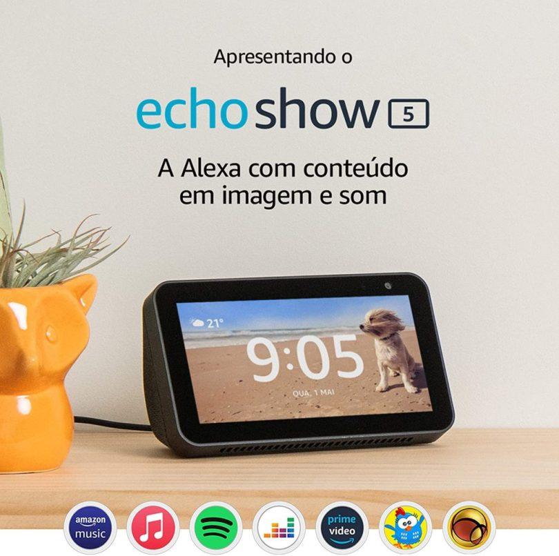Echo Show 5 Alexa Amazon