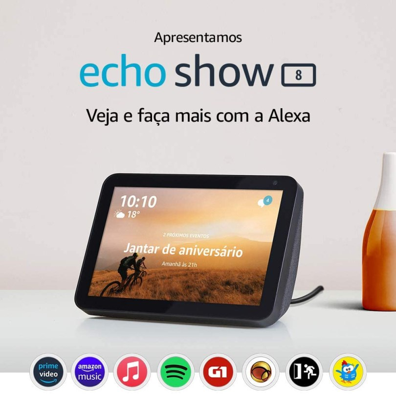 Echo Show 8 Alexa Amazon