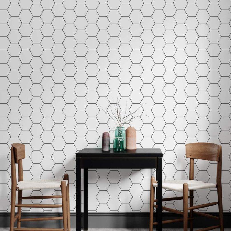 azulejo decorado adesivo para parede de cozinha