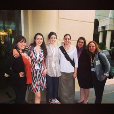 CUNY Ladies at the APA!