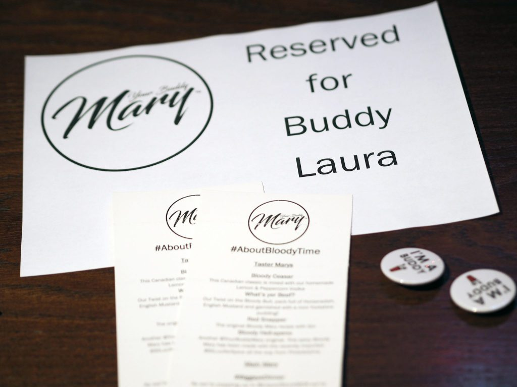 Laura Kate Lucas - Manchester Based Fashion and Lifestyle Blogger - Your Buddy Mary Cocktail and Food Event Liquor Store