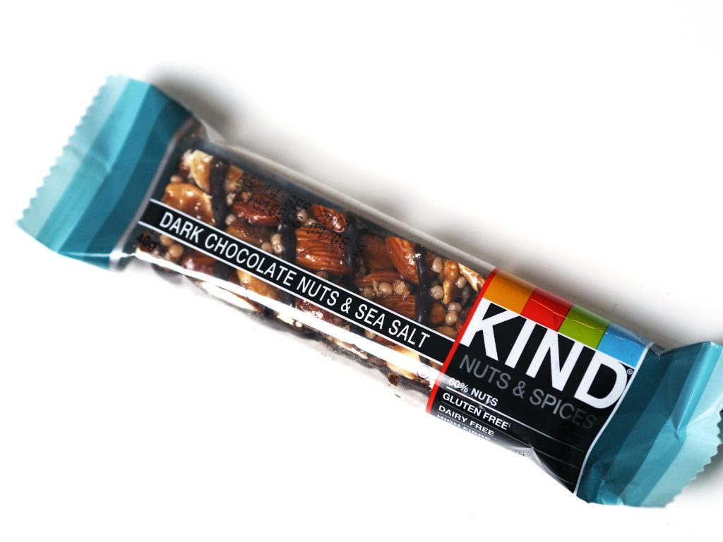 Laura Kate Lucas - Manchester Fashion and Lifestyle Blogger - Kind Bars Healthy Snacking Product Review