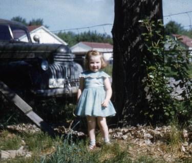 Elsie at 3