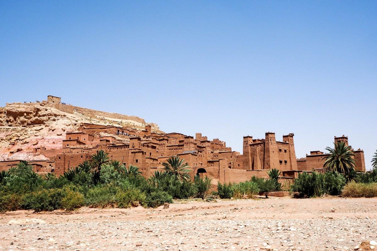 Wüstentour – von Marrakech nach Zagora