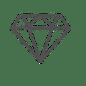 Gemstone logo Laura Llewellyn Design
