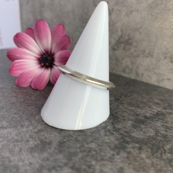 Triangular Stacking Ring