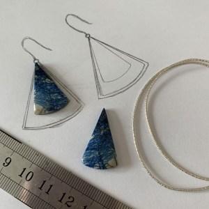 Designing Earrings