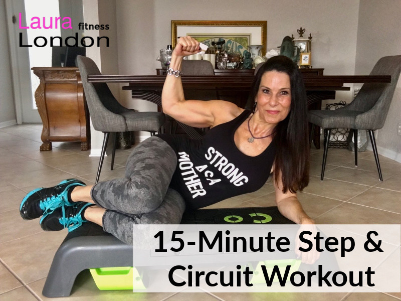 step and circuit workout