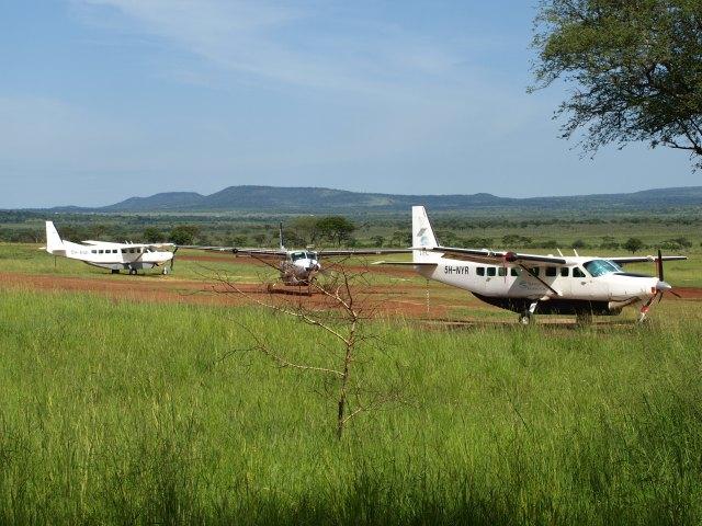 Bush Flights on Kenya Air