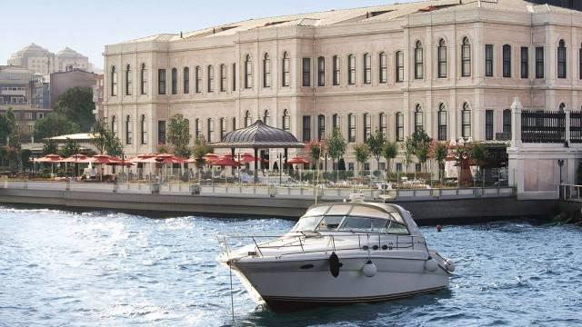 FS 2 at the Bosphorus