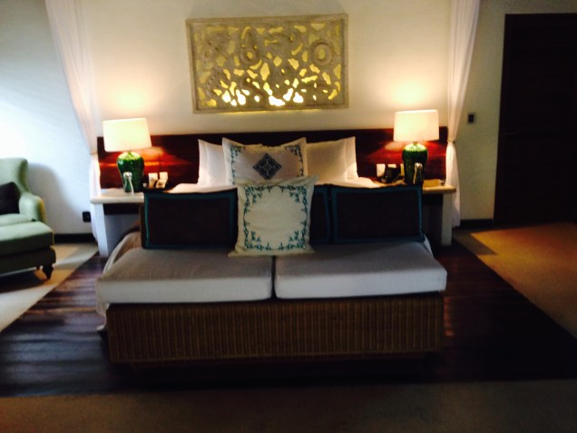 Simple but sweet rooms at Viceroy