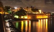 San Juan at Night!