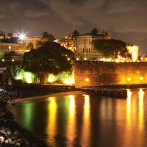 San Juan at Night!