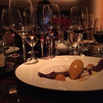 Last course! Oh, what a night!
