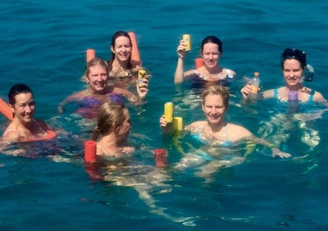 Cartagena swim