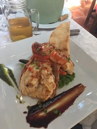 Always lobster!