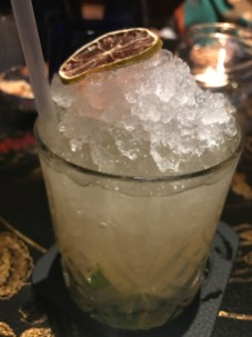 A perfect Caipirina at Four Seasons