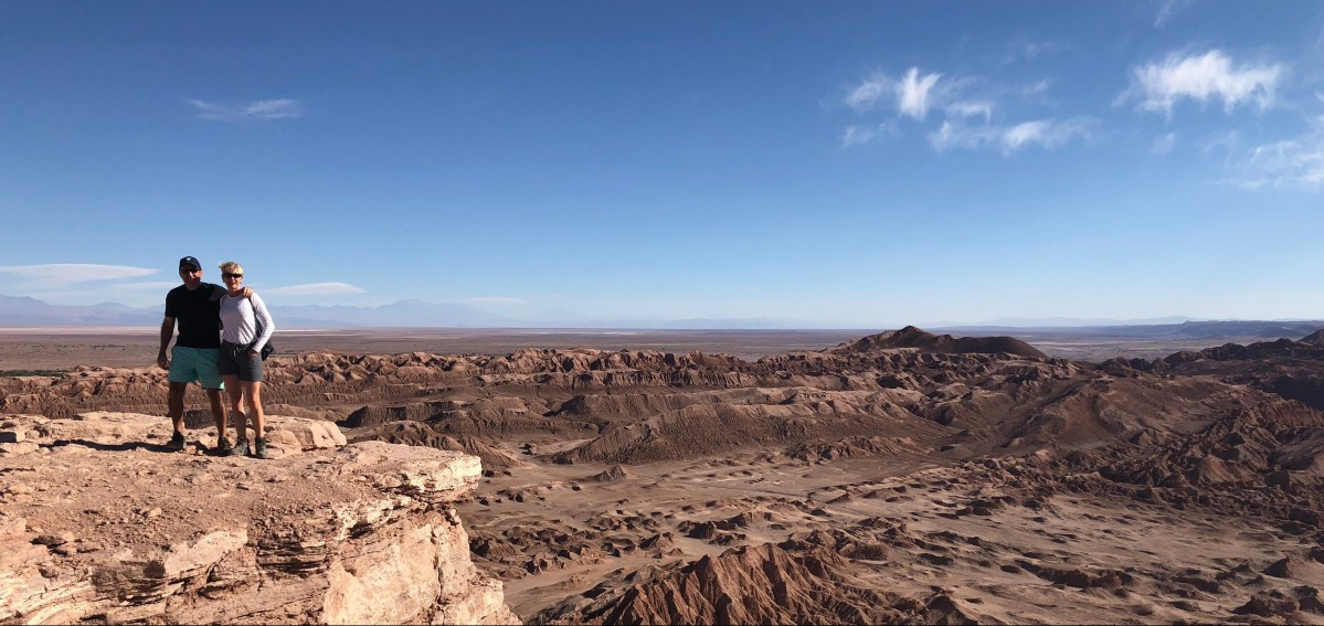 ATACAMA - Adventure to the Highest & Driest Desert in the World