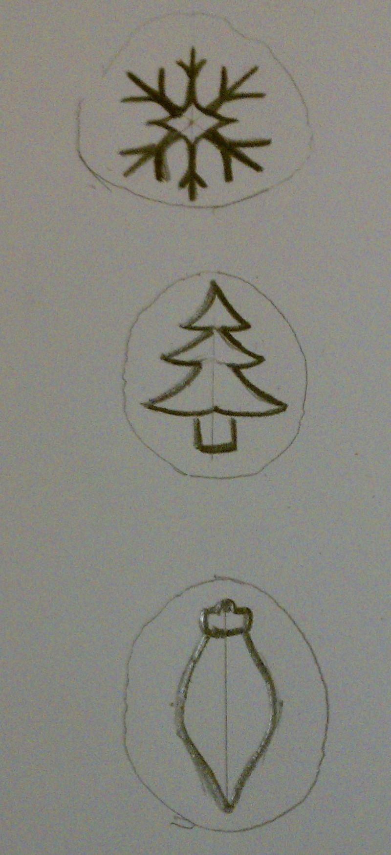 Download Wooden Christmas Tree Ornament Patterns Plans Diy
