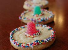 The sombrero cookie