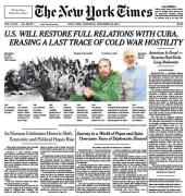 The New York Times, U.S.