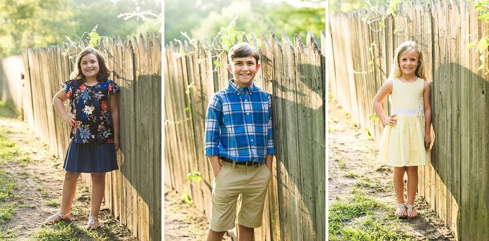 family, photographer, glen allen, richmond, virginia, laura matthews, casual, rustic, Meadow Farm, park, wooden fence