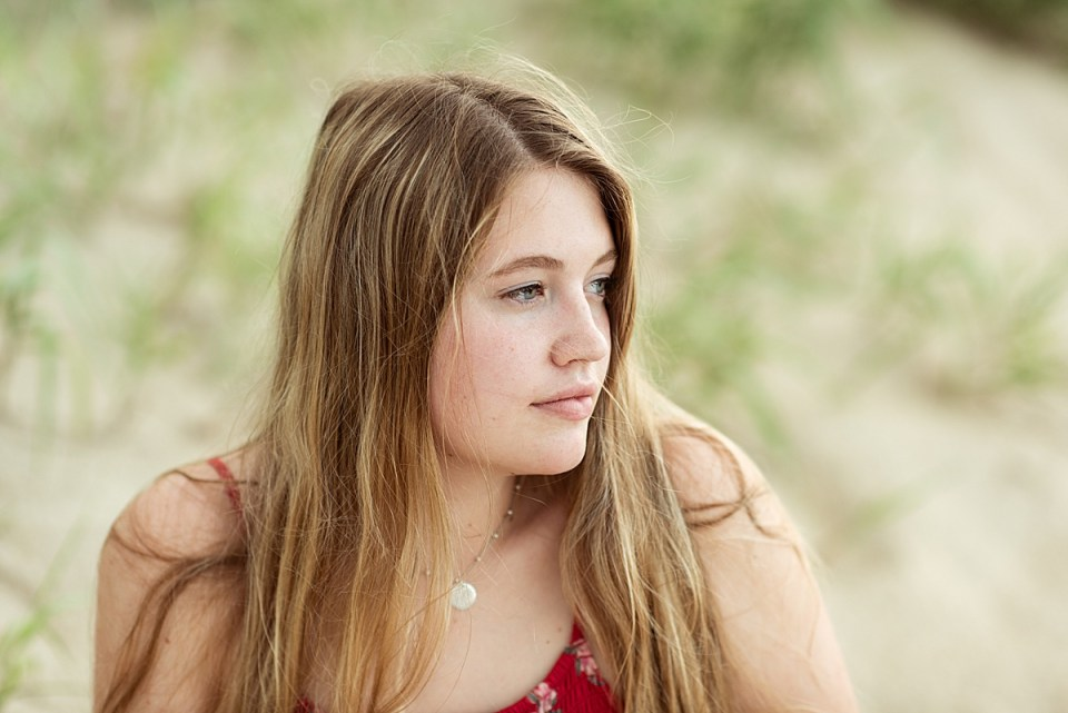 Outer Banks Senior Portraits with Laura Matthews Photography.