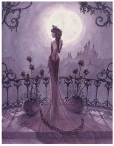 dreamy lady