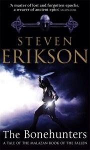 'The Bonehunters' by Steven Erikson