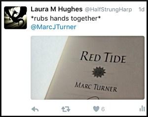 Tweet - Red Tide ARC
