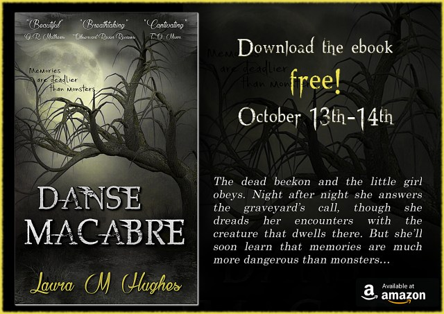 Danse Macabre: October Free Promotion Graphic