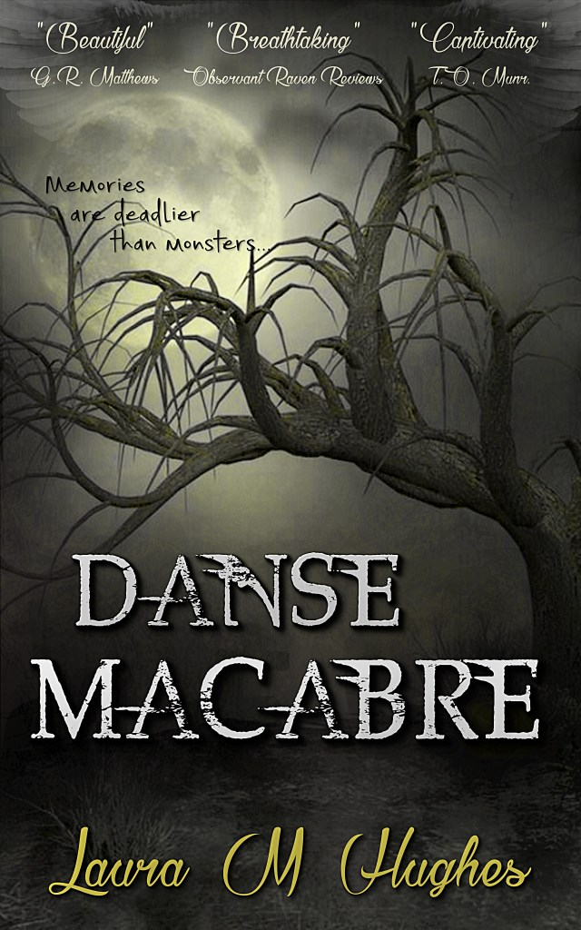 Danse Macabre by Laura M Hughes (2016 cover)