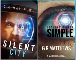 Corin Hayes #1 and #2 by G.R. Matthews