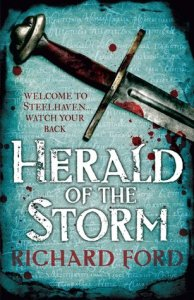 Herald of the Storm by Richard Ford