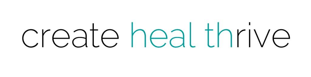 create heal thrive