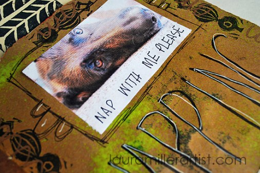 18pet art journal