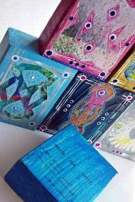 20wycinanki blocks laura miller artist