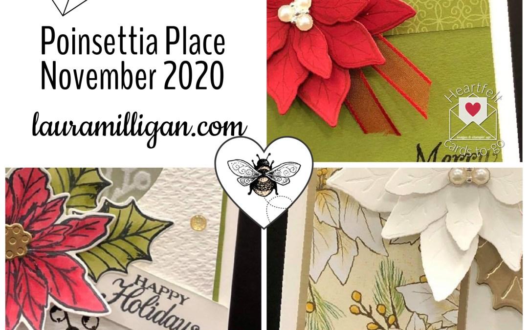 Register Now! Poinsettia Place Heartfelt Card Kit to Go!