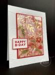 Fine Art Floral Suite - Happy B-Day