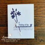 quiet meadow card handmade stampin up Laura Milligan