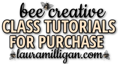 Bee Creative Class Tutorials for Purchase