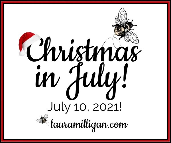 Christmas In July Event